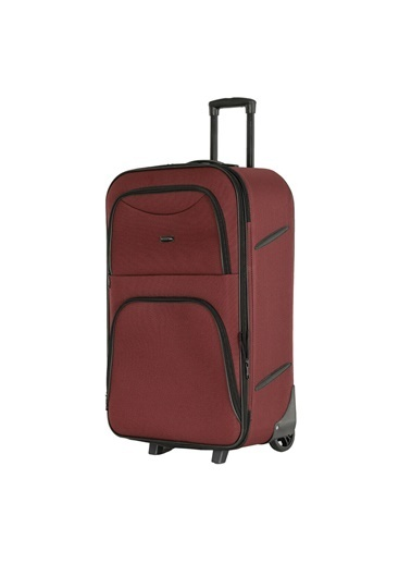 Travelsoft Valiz Bordo